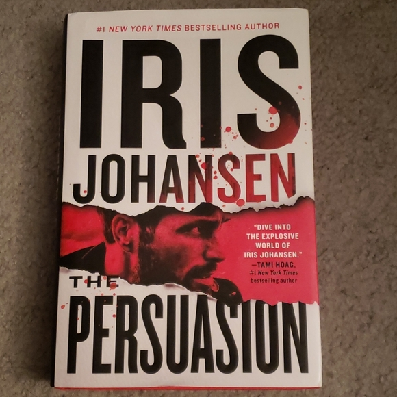 Other - The Persuasion by Iris Johansen book